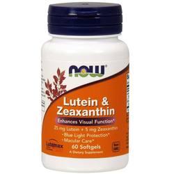 Now Foods Lutein & Zeaxanthin