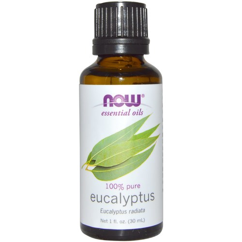 Now Foods 100% Pure Essential Oil, Eucalyptus Radiata - 1 fl oz - 277277_a.jpg