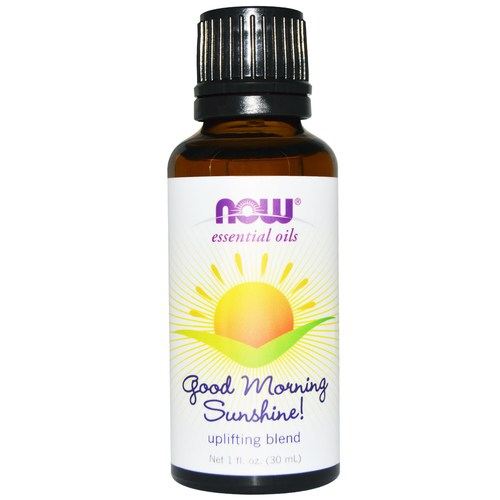Good Morning Sunshine Uplifiting Essential Oil Blend