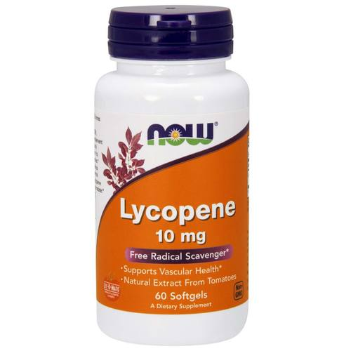 Now Foods Lycopene  - 60 Softgels - 284.jpg