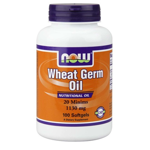 Wheat Germ Oil 20 Minims 1130mg