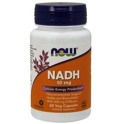 Now Foods NADH 10 mg