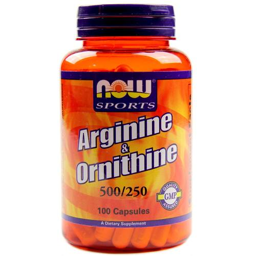 L-Arginine and Ornithine