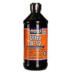 Now Foods Ultra B-12 Liquid