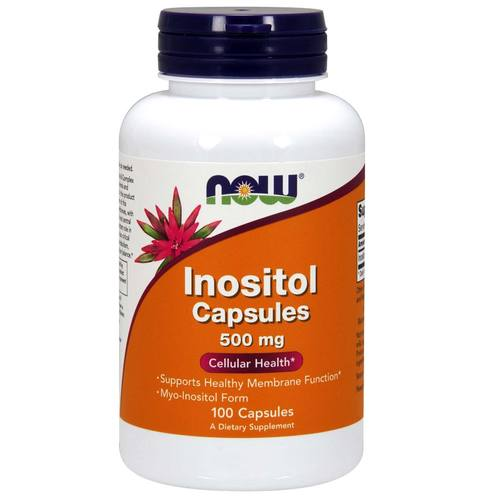 Inositol 500 mg