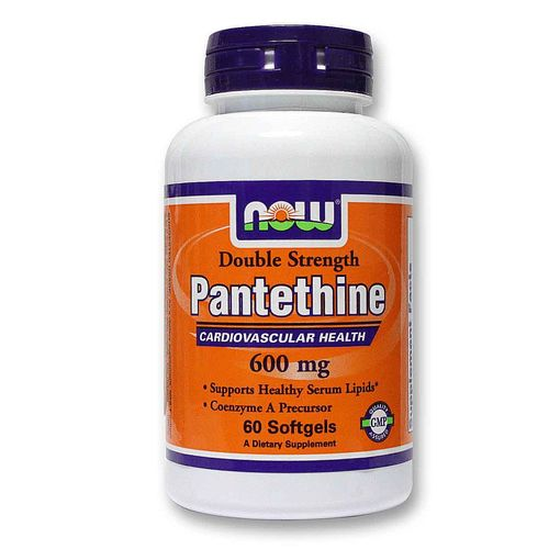 Pantethine 600 mg