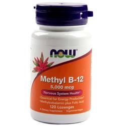 Now Foods Methyl B-12