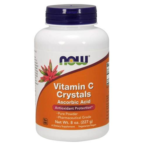 Now Foods Vitamin C Crystals  - 8 oz - 34018_front.jpg