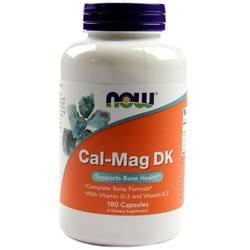 Now Foods Cal-Mag DK
