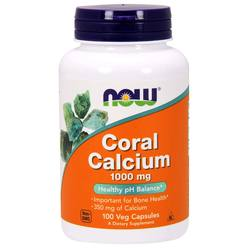 Now Foods Coral Calcium