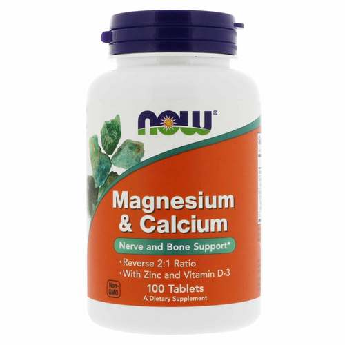 Magnesium and Calcium