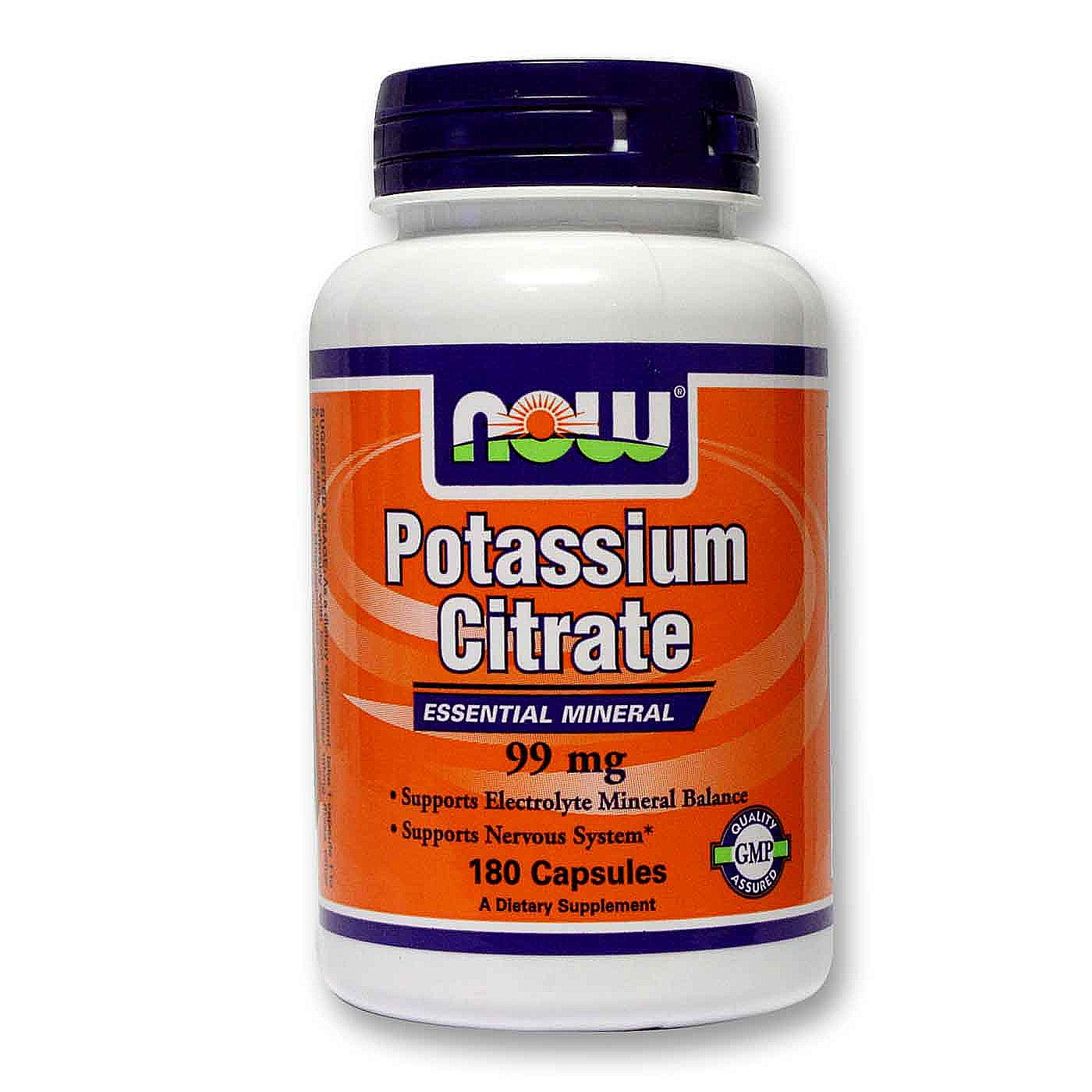 Nature Made Potassium Citrate