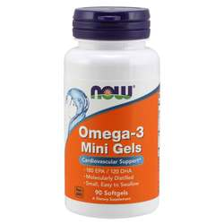 Now Foods Omega 3 Mini Gels