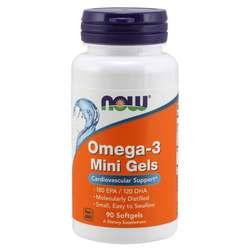 Now Foods Omega 3 Mini Gels