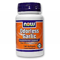 Now Foods Odorless Garlic