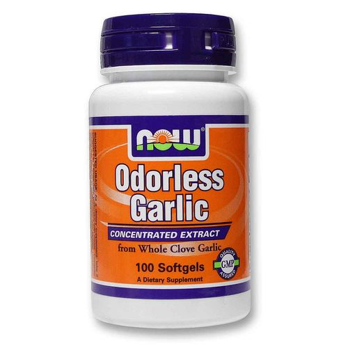 Odorless Garlic