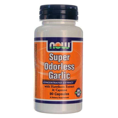 Super Odorless Garlic