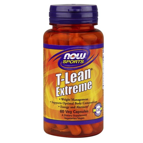 Now Foods T-Lean Extreme - 60 VCapsules