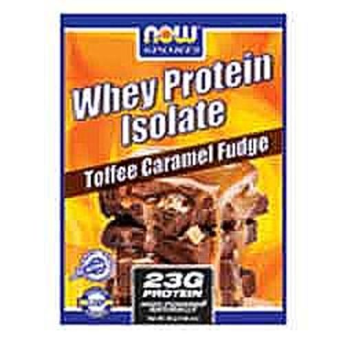 Whey Protein Isolate Packets