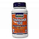 Now Foods TestoJack 100 60 VCaps