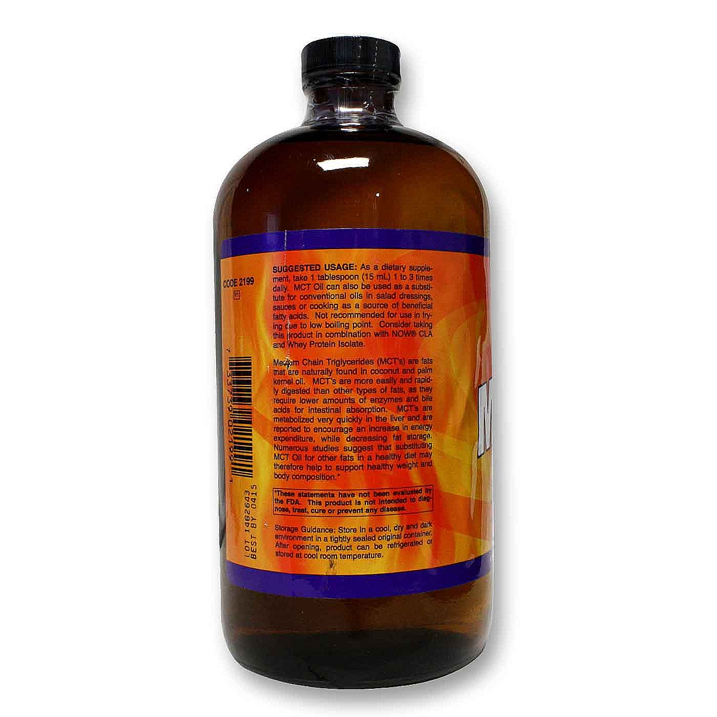 Now Foods Mct Oil Review
