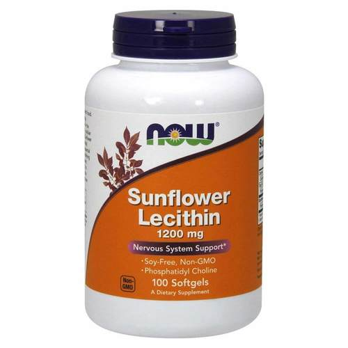 Sunflower Lecithin 1200 mg