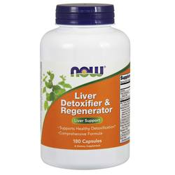 Now Foods Liver Detoxifier and Regenerator