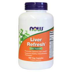 Now Foods Liver Refresh