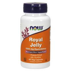 Now Foods Royal Jelly