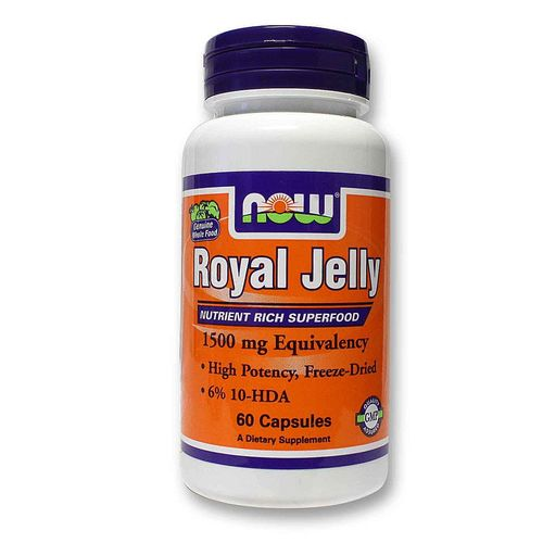 Royal Jelly Caps