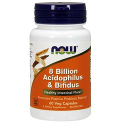 Now Foods 8 Billion Acidophilus and Bifidus