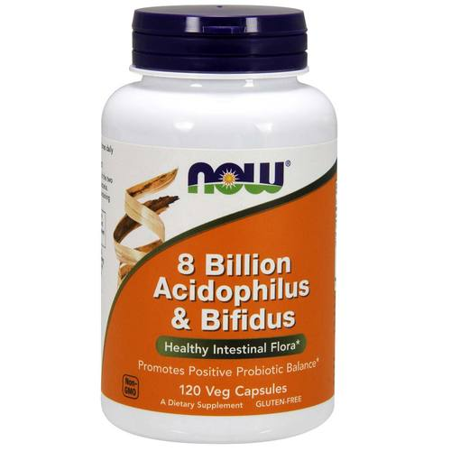 8 Billion Acidophilus and Bifidus