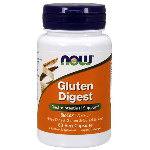 Now Foods Gluten Digest  - 60 VCapsules