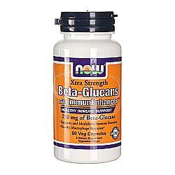 Now Foods Beta-Glucans with ImmunEnhancer