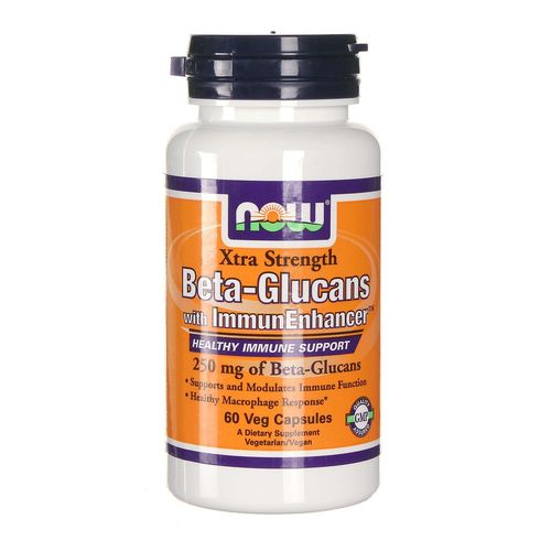 Beta-Glucans with ImmunEnhancer