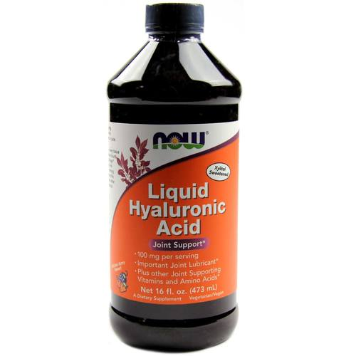 Liquid Hyaluronic Acid 100 mg