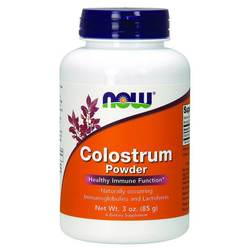 Now Foods Colostrum