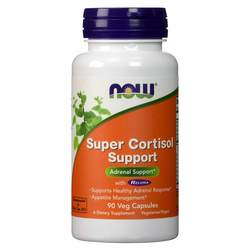 Now Foods Super Cortisol Support with Relora