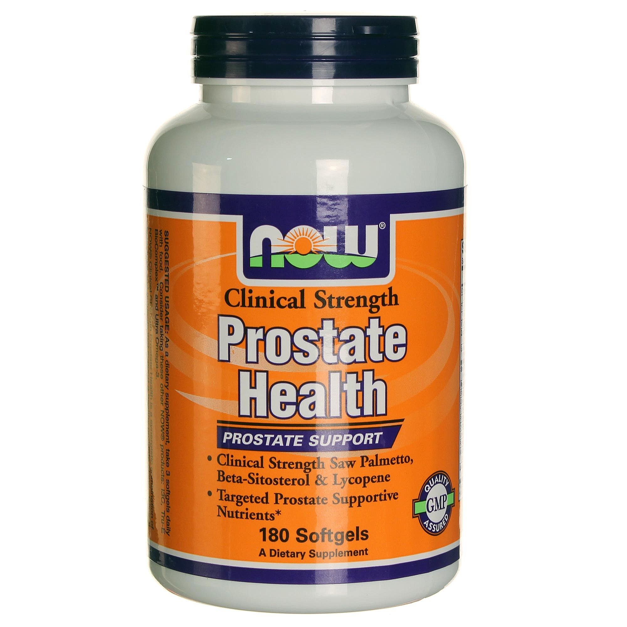 витамины Prostate Health