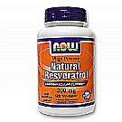 Now Foods Natural Resveratrol