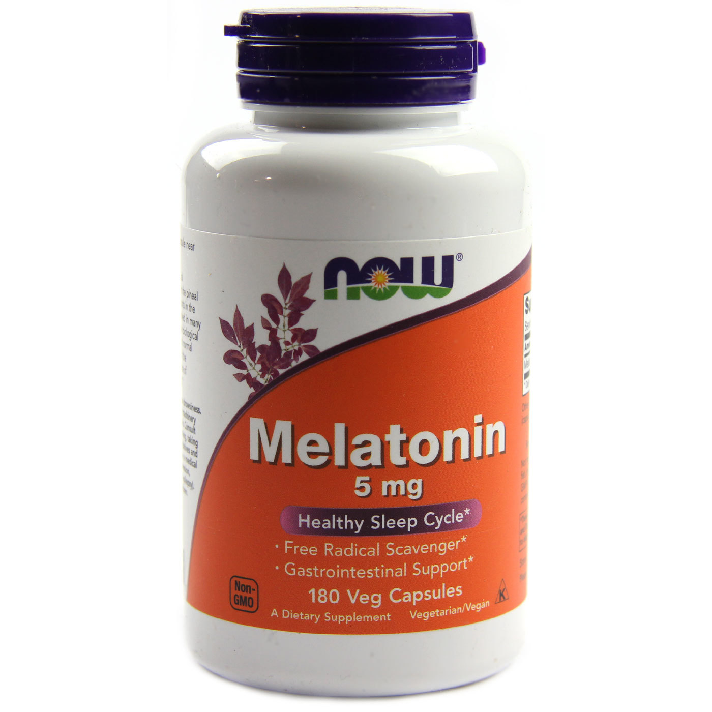Image result for NOW Foods Melatonin