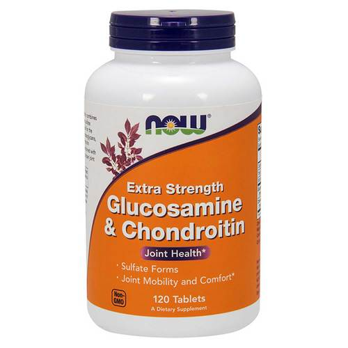 Extra Strength Glucosamine and Chondroitin