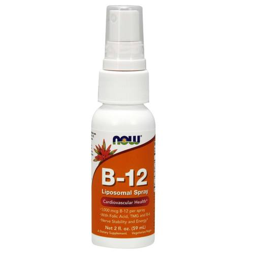 B-12 Liposomal Spray