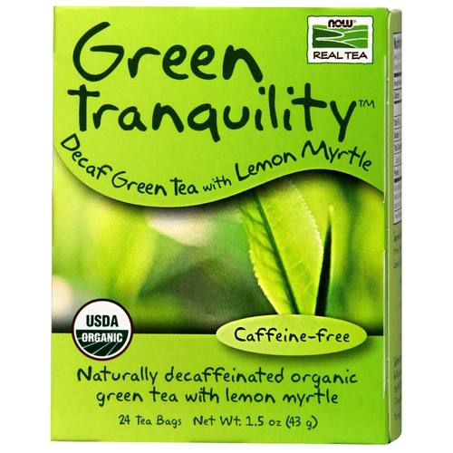 Green Tranquility Tea