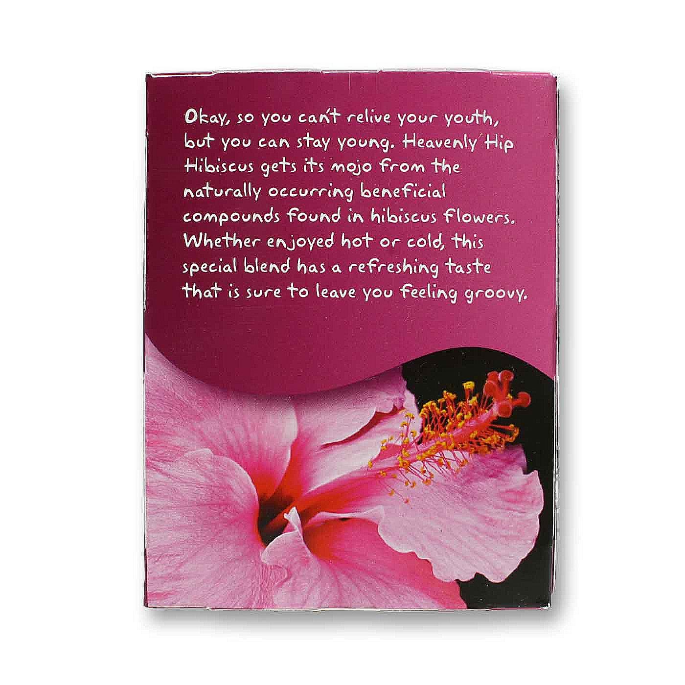 Now foods heavenly hip hibiscus tea 24 tea bags evitamins heavenly hip hibiscus tea hover to zoom izmirmasajfo