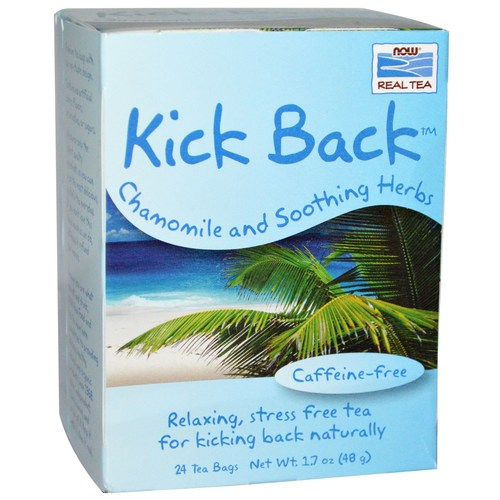Kick Back Tea