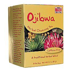 Now Foods Ojibwa Herbal Cleansing Tea