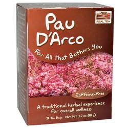 Now Foods Pau D'Arco Tea