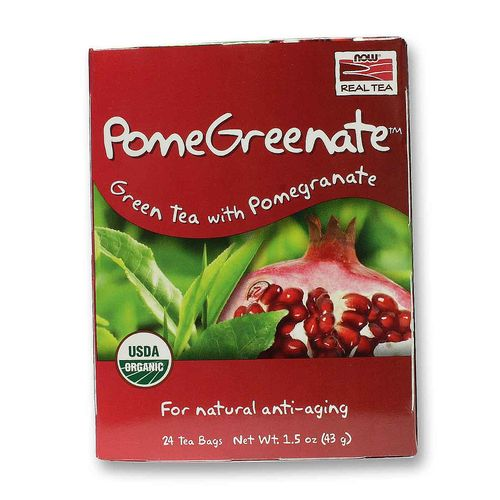 PomeGreenate Tea