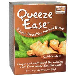 Now Foods Queeze Ease Tea